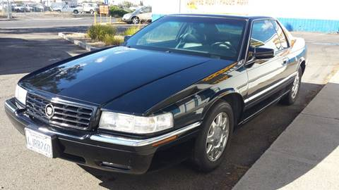 1999 Cadillac Eldorado for sale in Sacramento CA