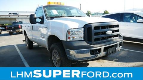 2006 Ford F-250 Super Duty for sale in Salt Lake City, UT
