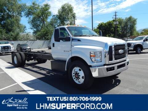 2018 Ford F-650 Super Duty for sale in Salt Lake City, UT