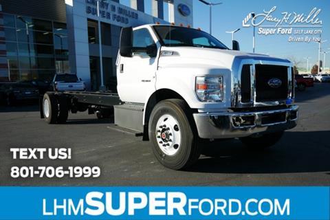 2018 Ford F-650 Super Duty for sale in Salt Lake City, UT