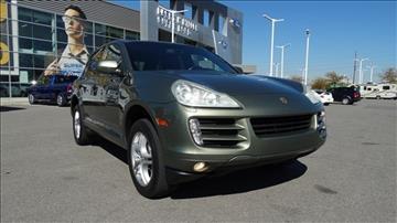2008 Porsche Cayenne for sale in Salt Lake City, UT