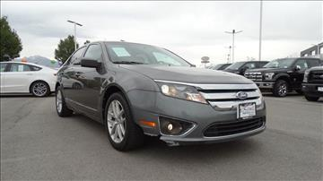 2011 Ford Fusion for sale in Salt Lake City, UT