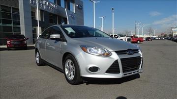 2013 Ford Focus for sale in Salt Lake City, UT