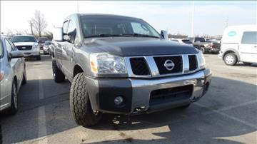 2004 Nissan Titan for sale in Salt Lake City, UT