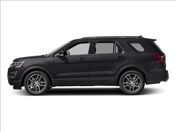 2017 Ford Explorer for sale in Salt Lake City, UT