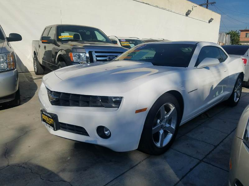 2012 Chevrolet Camaro LT In Los Angeles CA - South City Cars