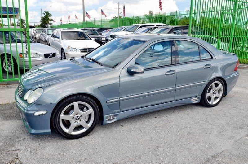 2004 mercedes benz c class new orleans la new orleans for Mercedes benz new orleans service