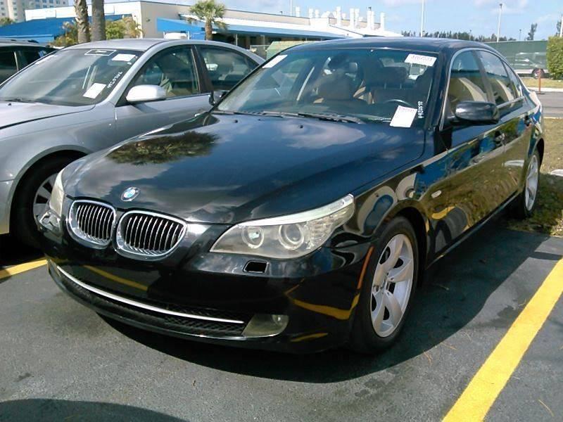 2008 Bmw 5 Series 528i 4dr Sedan Luxury In New Orleans LA - Rich ...