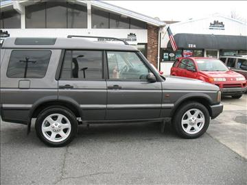 2003 Land Rover Discovery for sale in Greensboro, NC