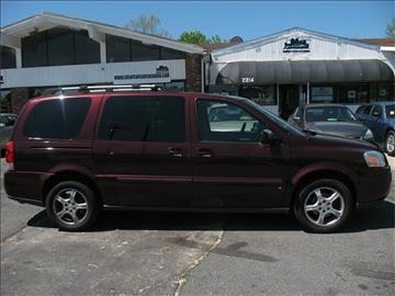 2008 Chevrolet Uplander for sale in Greensboro, NC