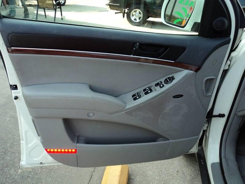 2007 Hyundai Veracruz Limited Crossover 4dr - Slidell LA