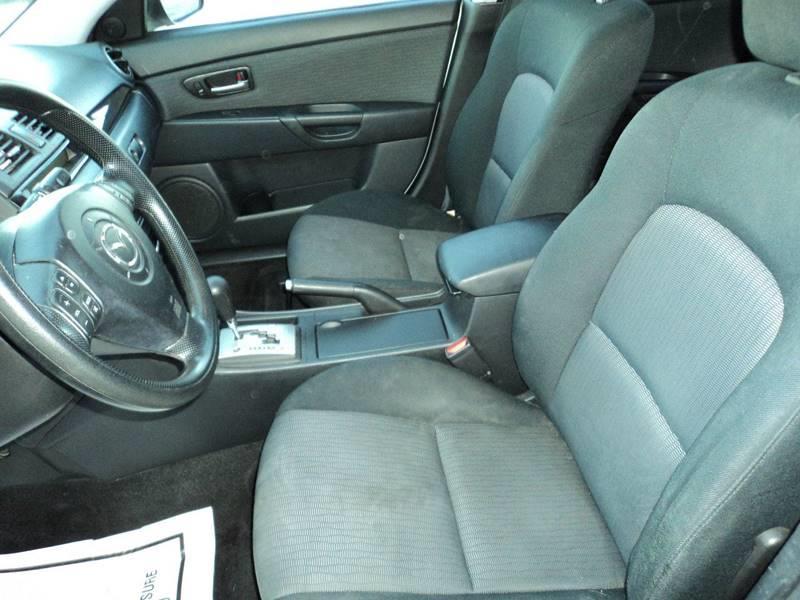 2008 Mazda MAZDA3 i Touring 4dr Sedan 4A - Slidell LA