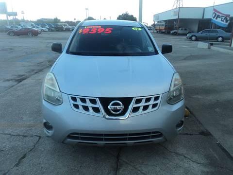 2012 Nissan Rogue