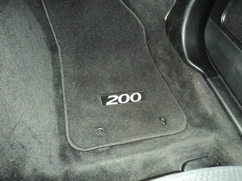 2013 Chrysler 200 Touring 4dr Sedan - Slidell LA