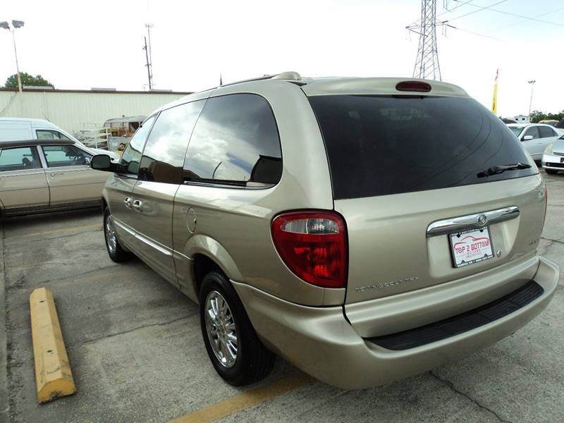 2002 Chrysler Town and Country Limited 4dr Extended Mini-Van - Slidell LA