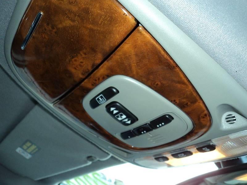 2004 Jaguar XJ-Series Vanden Plas 4dr Sedan - Slidell LA