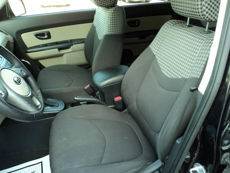 2011 Kia Soul Sport 4dr Wagon 4A - Slidell LA