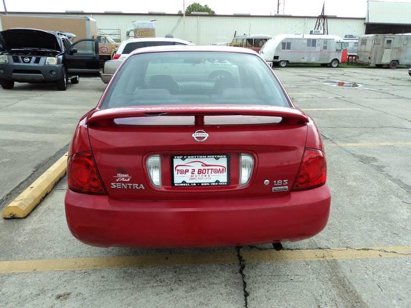 2006 Nissan Sentra 1.8 S 4dr Sedan w/Automatic - Slidell LA