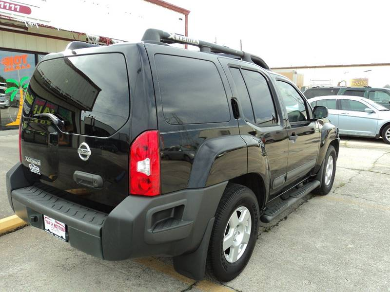 2006 Nissan Xterra SE 4dr SUV - Slidell LA