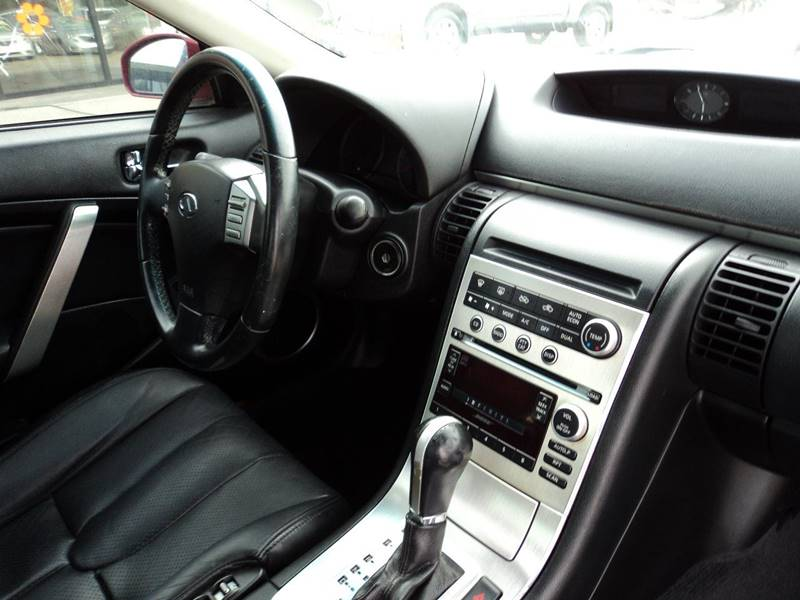 2005 Infiniti G35 Rwd 2dr Coupe - Slidell LA