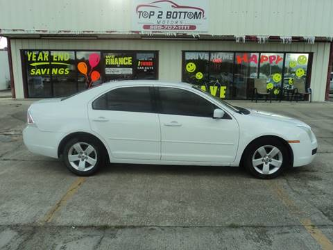 2007 Ford Fusion for sale in Slidell, LA