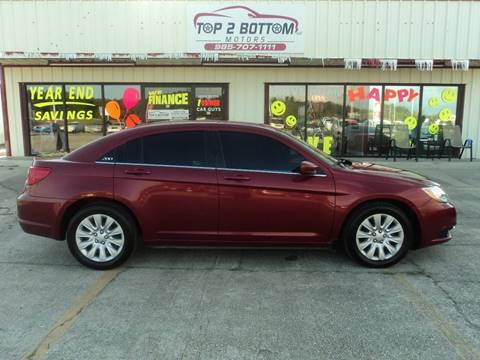 2014 Chrysler 200 for sale in Slidell, LA