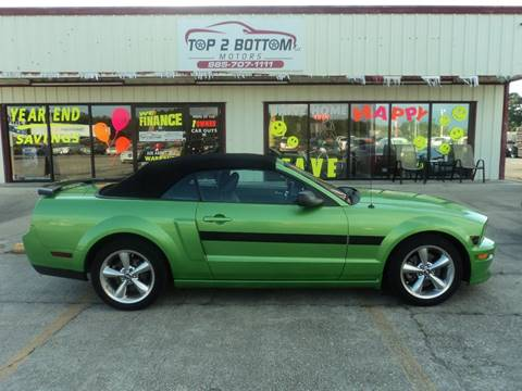 2007 Ford Mustang for sale in Slidell, LA