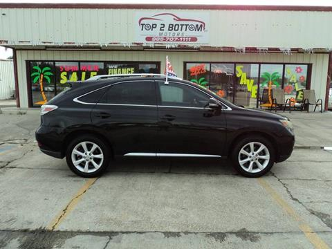 2010 Lexus RX 350 for sale in Slidell, LA