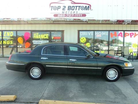 2001 Lincoln Town Car for sale in Slidell, LA