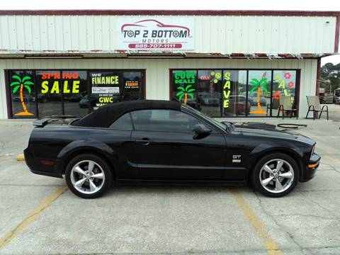2008 Ford Mustang for sale in Slidell, LA