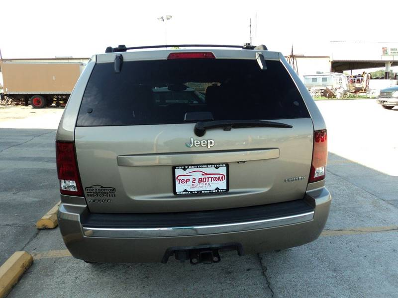 2005 Jeep Grand Cherokee Limited 4dr SUV - Slidell LA