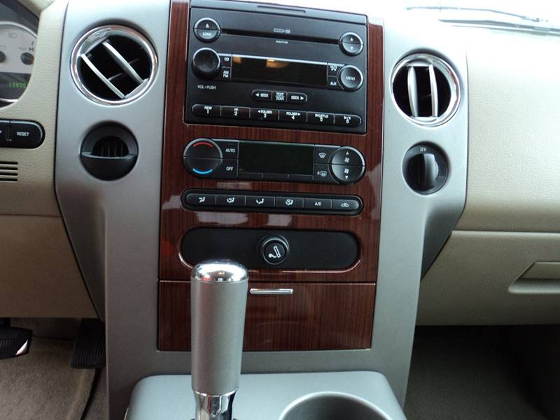 2007 Ford F-150 Lariat 4dr SuperCrew Styleside 6.5 ft. SB - Slidell LA