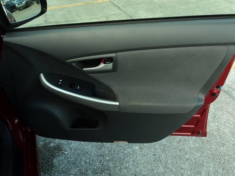 2010 Toyota Prius V 4dr Hatchback - Slidell LA