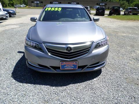 2014 Acura RLX for sale in Windham, NH