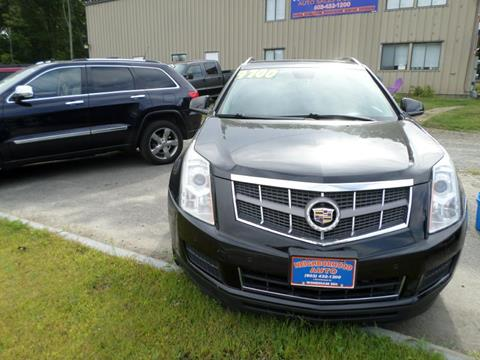 2010 Cadillac SRX for sale in Windham, NH