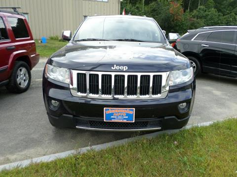 2011 Jeep Grand Cherokee for sale in Windham, NH
