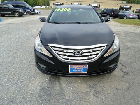 2011 Hyundai Sonata for sale in Windham, NH