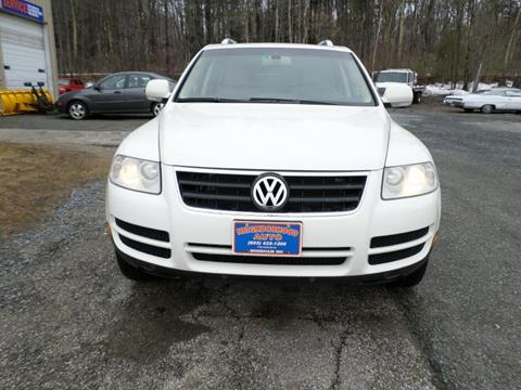 2007 Volkswagen Touareg for sale in Windham, NH