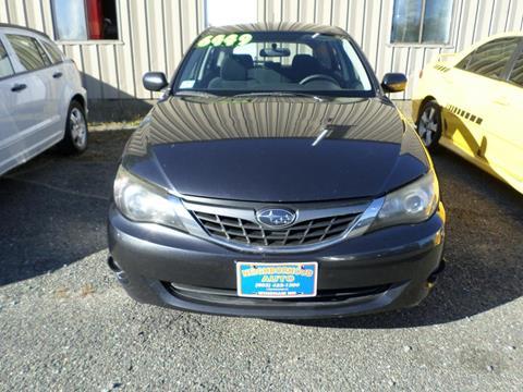 2008 Subaru Impreza for sale in Windham, NH