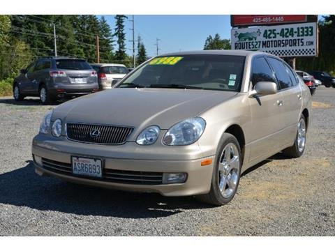 2000 Lexus GS 400 for sale in Bothell, WA