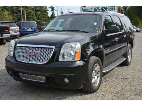 2007 GMC Yukon XL for sale in Bothell, WA