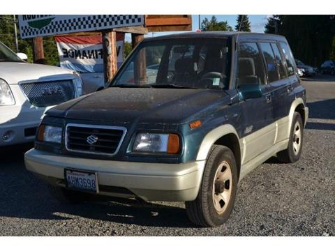 1997 Suzuki Sidekick for sale in Bothell, WA