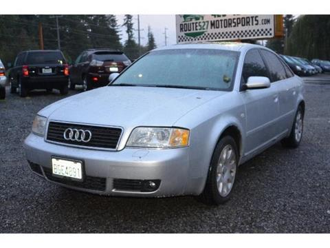 2002 Audi A6 for sale in Bothell, WA
