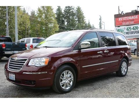 2008 Chrysler Town and Country for sale in Bothell, WA