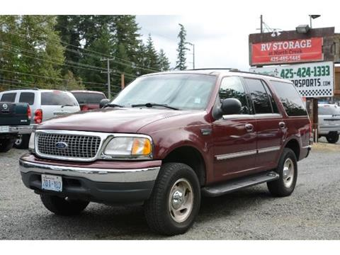 1999 Ford Expedition for sale in Bothell, WA