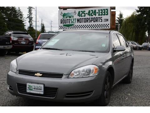 2008 Chevrolet Impala for sale in Bothell, WA