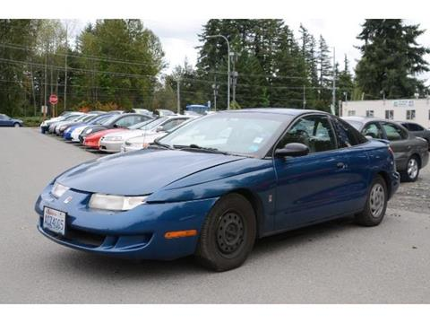 2000 Saturn S-Series for sale in Bothell, WA