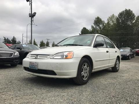 2001 Honda Civic for sale in Bothell, WA