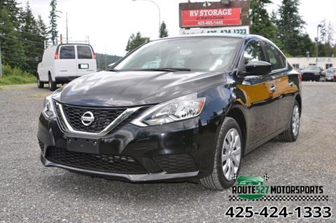 2016 Nissan Sentra for sale in Bothell, WA