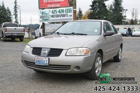2006 Nissan Sentra for sale in Bothell, WA
